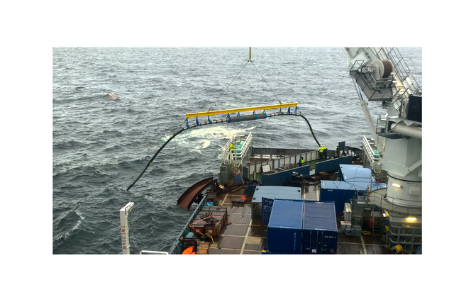 Successful Replacement Of Parts Of The Anholt Export Cable